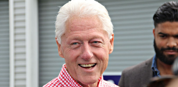 Bill Clinton was a successful politician. Anyone who can become the youngest governor of their