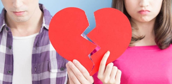 Getting over a breakup is not always an easy thing. At times you find yourself practically