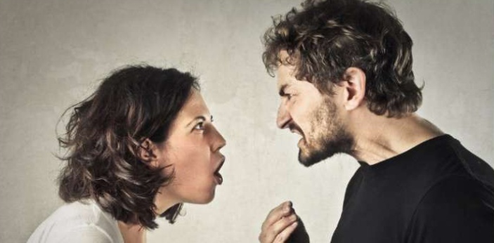 Most times, to cope with an aggressive partner is one of the most difficult things to do,