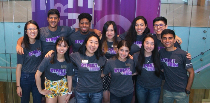 NYU is an abbreviation for the prestige school, New York University. The school was founded in 1831
