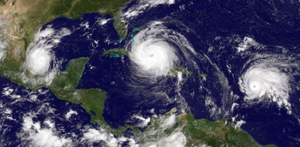 Are hurricanes getting worse day-by-day?