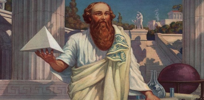Pythagoras probably invented the term philosophy. Typically, the term philosophy refers to a body