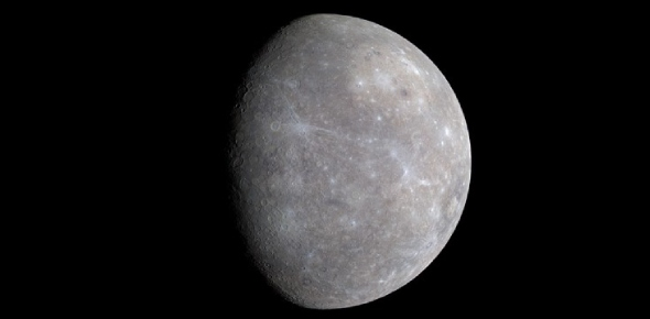 Why does Mercury have a thin atmosphere?