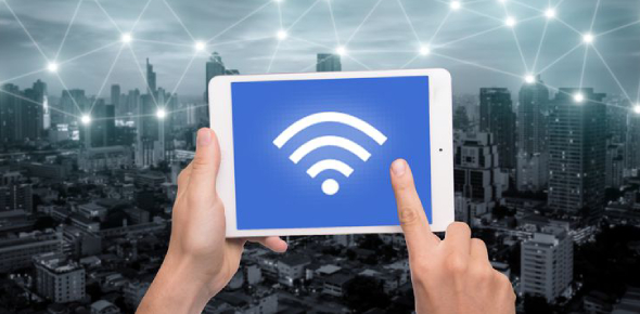 WiFi is the acronym for Wireless Fidelity. It can also be rewritten as Wi-Fi. This is a form of