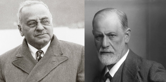 Alfred Adler and Sigmund Freud were both pioneers in the psychiatry and psychology movement. Freud