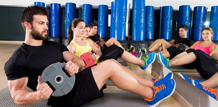 Some people are considered healthy even though they can not do any skilled fitness components. They