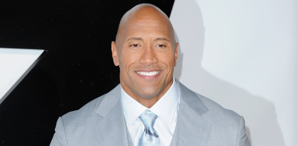 Why does Hollywood keep casting Dwayne Johnson?