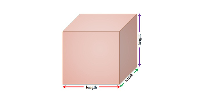 Length is the measurement of an object from one point to another. Height is the vertical