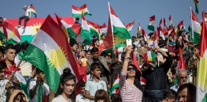 Some people are not aware that there are some differences between Muslim Kurds and Arabs. Muslim