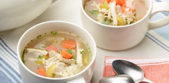 The most popular soup recipe has to be chicken soup. It is loved by many and is very healthy for