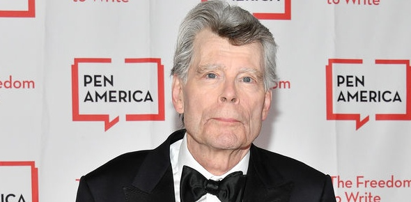 How many movies have been made on Stephen King's novels?