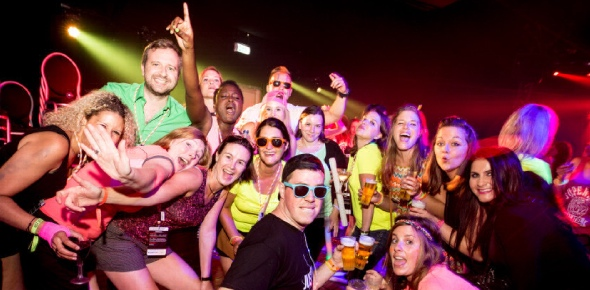 What is the best party city in the world?