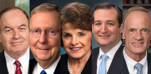 Senators and Congressmen are public officials who help the country's leaders in creating and