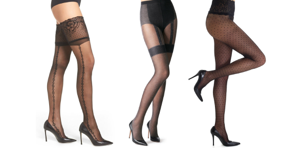 For men, a pair of socks is enough to cover the feet and legs, but for women, there are more leg