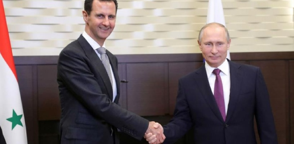It should be remembered that Putin and Assad are two different people. This fact alone will already