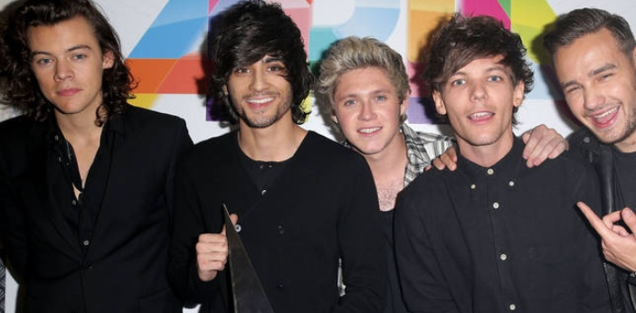 One Direction started in the year 2010. One direction is a boy music band that comprises of four