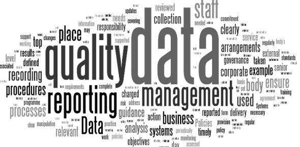 Which declarative method helps to ensure quality data?