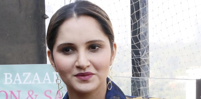 Sania Mirza is a professional tennis player from India. She played singles tennis from 2003 to 2013