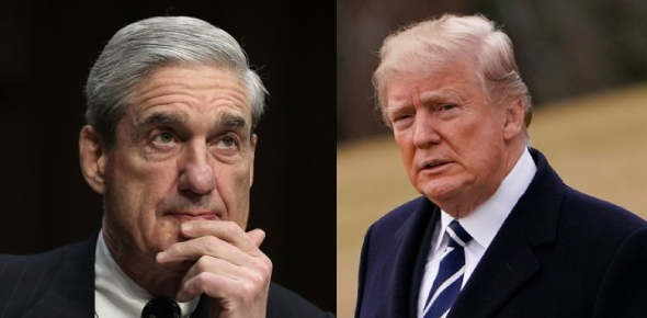 Why is Donald Trump afraid of Robert Mueller?