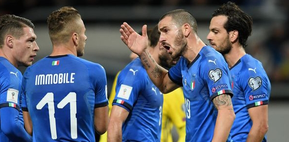 Why is Italy not in the 2018 FIFA World Cup?