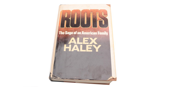 "Who wrote the 1976 book ""Roots""?"