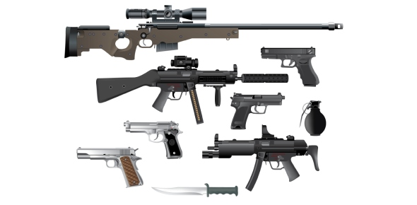 Are tactical weapons different from the classical weapons?