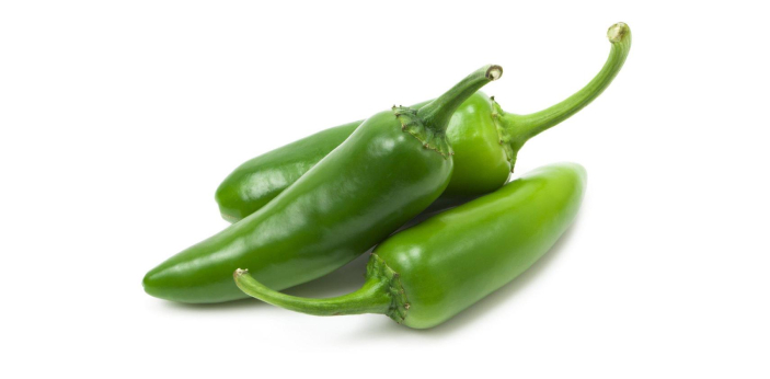 A lot of people assume that jalapenos and green chili are the same, probably because of how they