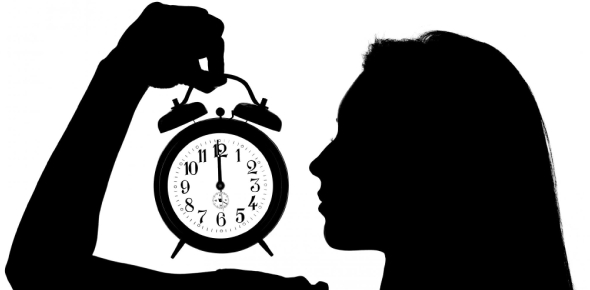 What type of hour-clock is commonly used in Spanish-speaking countries?