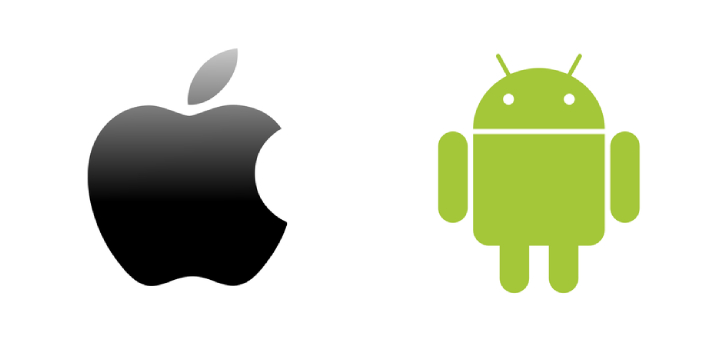 iOS and Androids are both operating systems used in smartphones. IOS is used in the Apple phone