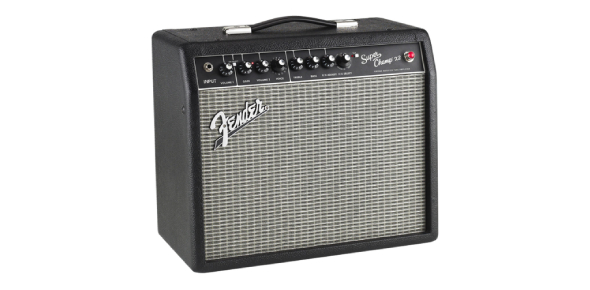 Guitar amps modify the tone by accentuating or de-emphasizing the frequency of sound waves and