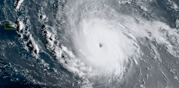 Are human beings responsible for hurricanes?