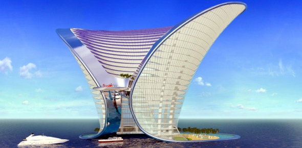 Which is the most expensive hotel in the world?