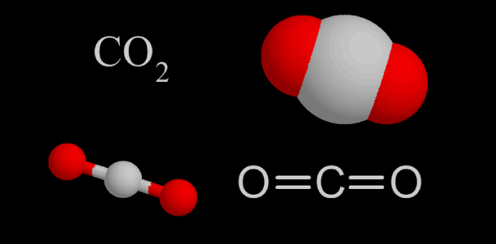 The change in state from a solid directly to a gas is called sublimation. An example is called