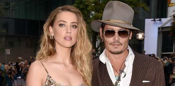 What if Johnny Depp is actually the victim of Amber Heard?