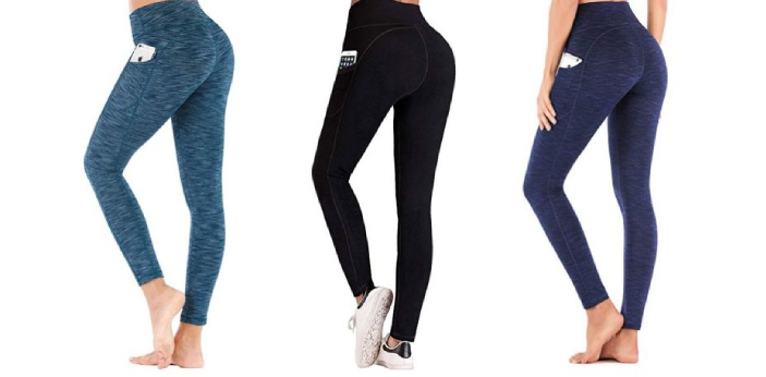 Yoga pants and leggings are fashionable items that you can wear to different events or for various