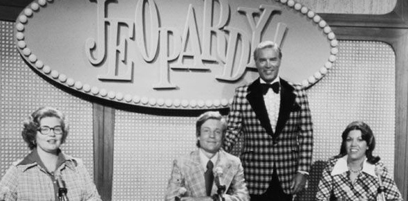 Who was the original host of the 1960s Jeopardy! TV game show?