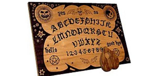 Can an Ouija board really call a spirit?