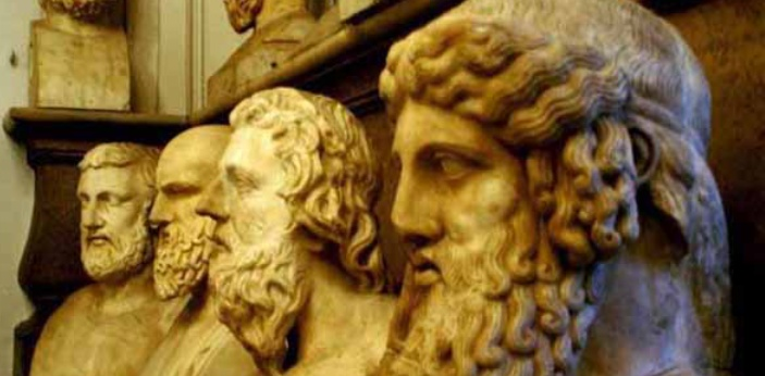 Philosophy firstly emerged among the Greek and Roman philosophers in the 600 BC. It all started