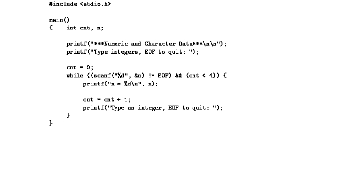 Gets is normally used in order to read input from the keyboard. This can also be used to read the