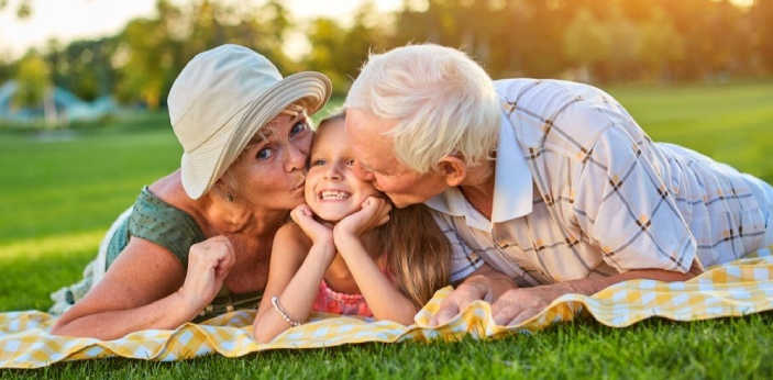 There are a lot of people who would forget about their grandparents when they get older. Some