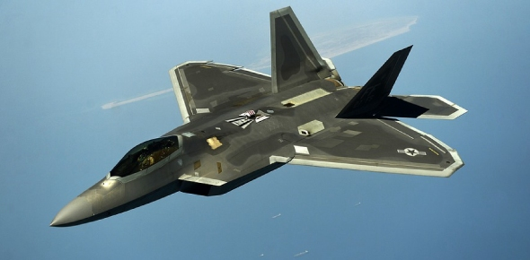 Why is F-22 Raptor considered the stealthiest fighter jet in the world?