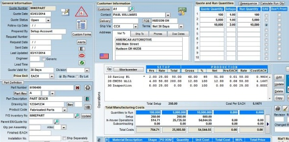 What is the best ERP Software?