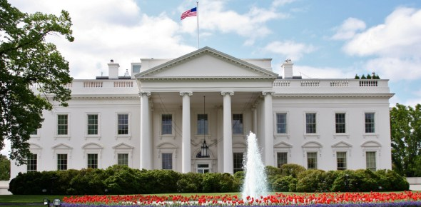 Who burnt the White House and why?