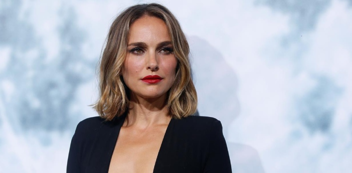 What is one of the things that you will notice about Natalie Portman when you see her for the first