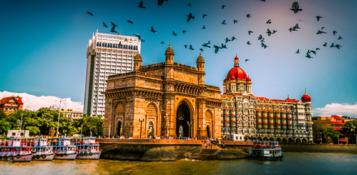 Mumbai is currently a city in India. Bombay is what the city used to be called. The name changd in