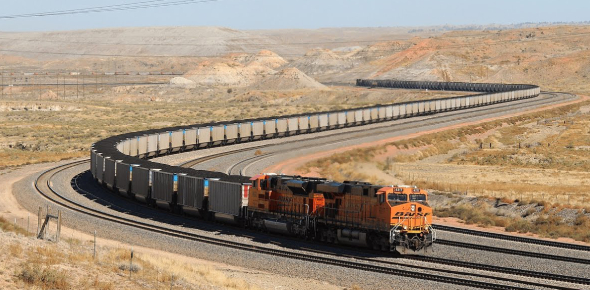 The longest trains in the world may be calculated several ways. The largest number of wagons could