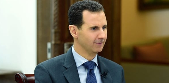 Do you think Assad will ever be overthrown?