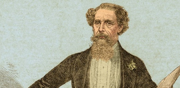 There are several factors that play into how Charles Dickens became so well known for his works.