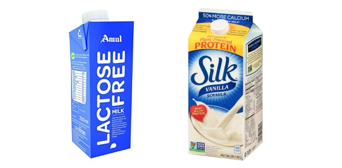 There are special types of milk that are available to those who would like to get the benefits of
