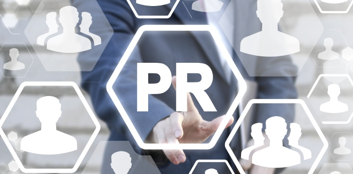 Marketing and PR are two aspects of business. Marketing is focused on promoting the services or